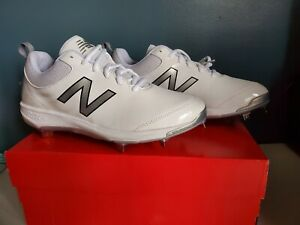 Details about Mens New Balance Baseball Metal Cleats Size 9 NEW LTUPETW2