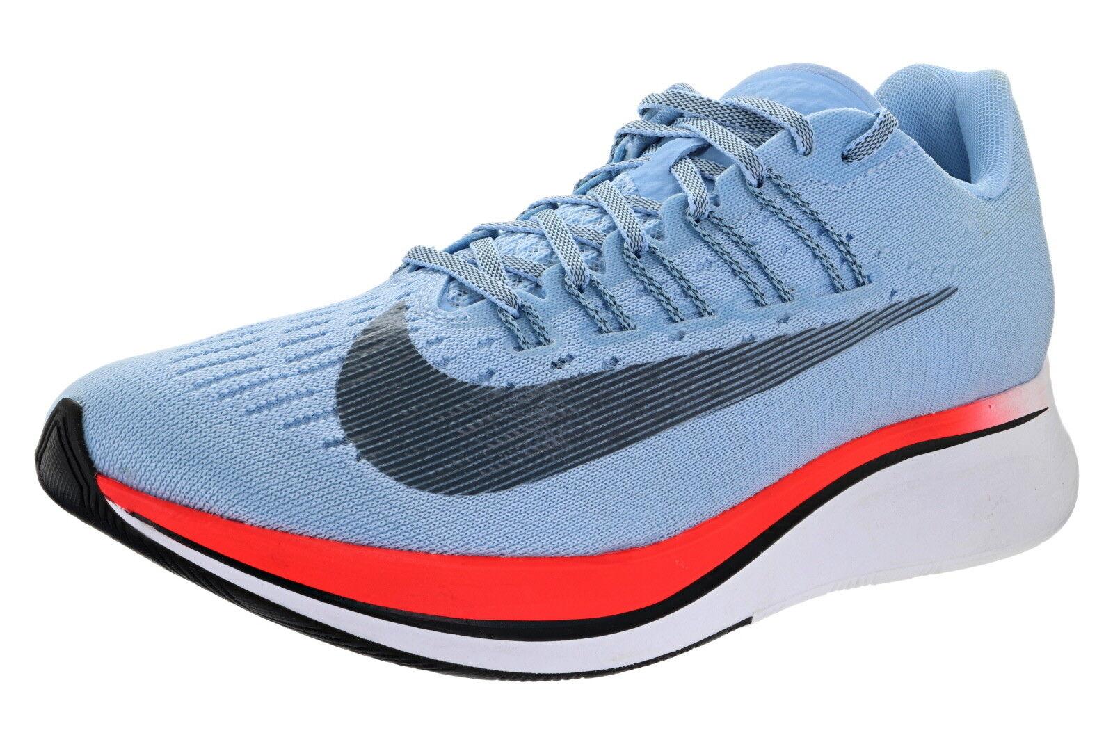 Nike Zoom Fly Womens Medium Width Athletic Running Training Shoes 897821-401