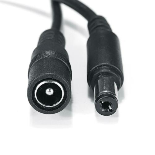 EXTENSION LEAD CABLE CORD FOR AC//DC 5V 9V 12V POWER SUPPLY ADAPTERS 5.5X2.1 PLUG