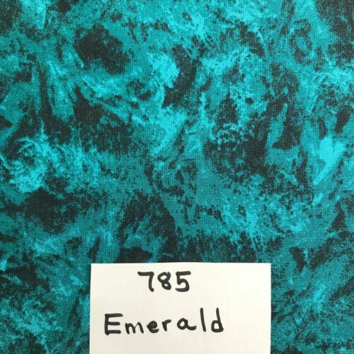 Emerald Blender 770 ilusiones 100/% Tela De Algodón