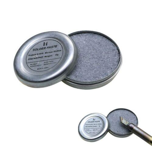 refresca Puntas de soldadura Tinner pasta de óxido de hierro para soldar,