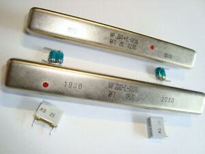 Einseitenbandfilter-2-35-kHz-obere-und-untere-Seitenband-paarige-Abgabe