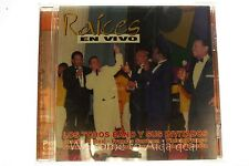 Los Toros band Raices En Vivo CD