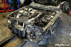 Details about Mazda Cosmo JCESE 20B Front Clip Three Rotor Half Cut Rotary  Engine RX7 Motor