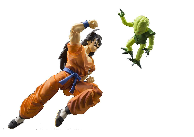 Premium Bandai S.H.Figuarts Dragon Ball Z Yamcha & Saibamen Action Figure