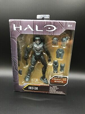 Halo Crawler Snipe Fred-104 6 Inch Action Figure NEW Toys and Collectibles