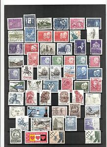 N-211-SUEDE-1962-1970-timbres-obliteres