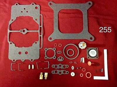 PREMIUM FORD AUTOLITE 4100 4 BARREL 4BBL CARBURETOR REBUILD KIT** MADE IN USA!