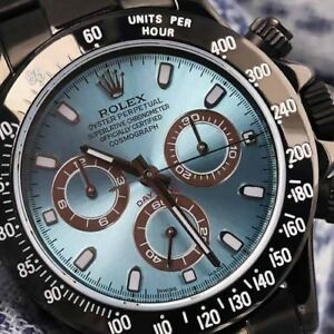 Rolex-Oyster-Perpetual-Cosmograph-Daytona-Black-PVD-DLC-Coated-SS-Watch-116523