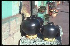 090054 Black Pottery Oaxaca Mexico A4 Photo Print