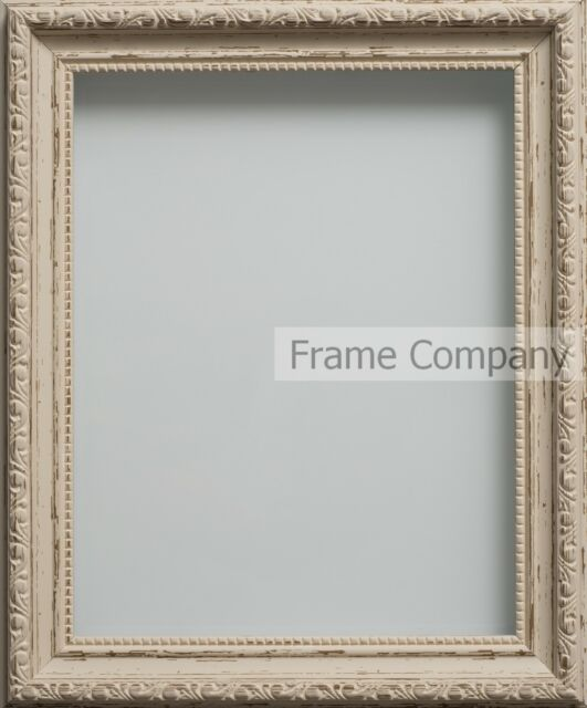 Frame Company Brompton Range Shabby Chic Gold or Bronze Picture Photo Frames