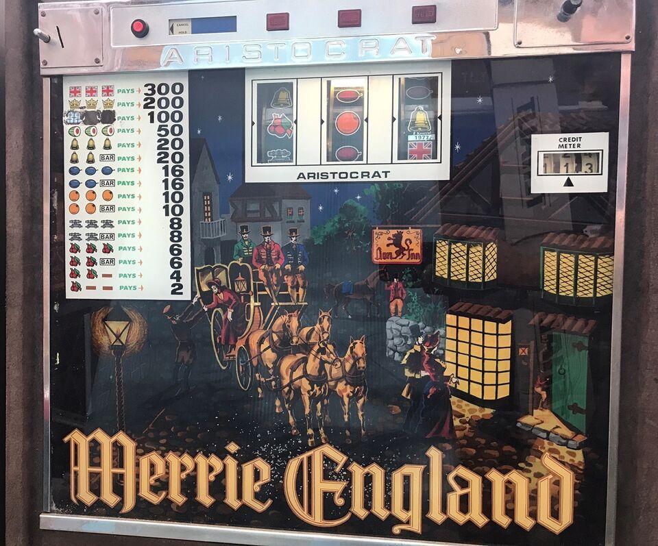 Enarmet, spilleautomat, God