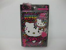 Hello Kitty Lock Diary Sanrio By With Charm Notepad Claires New