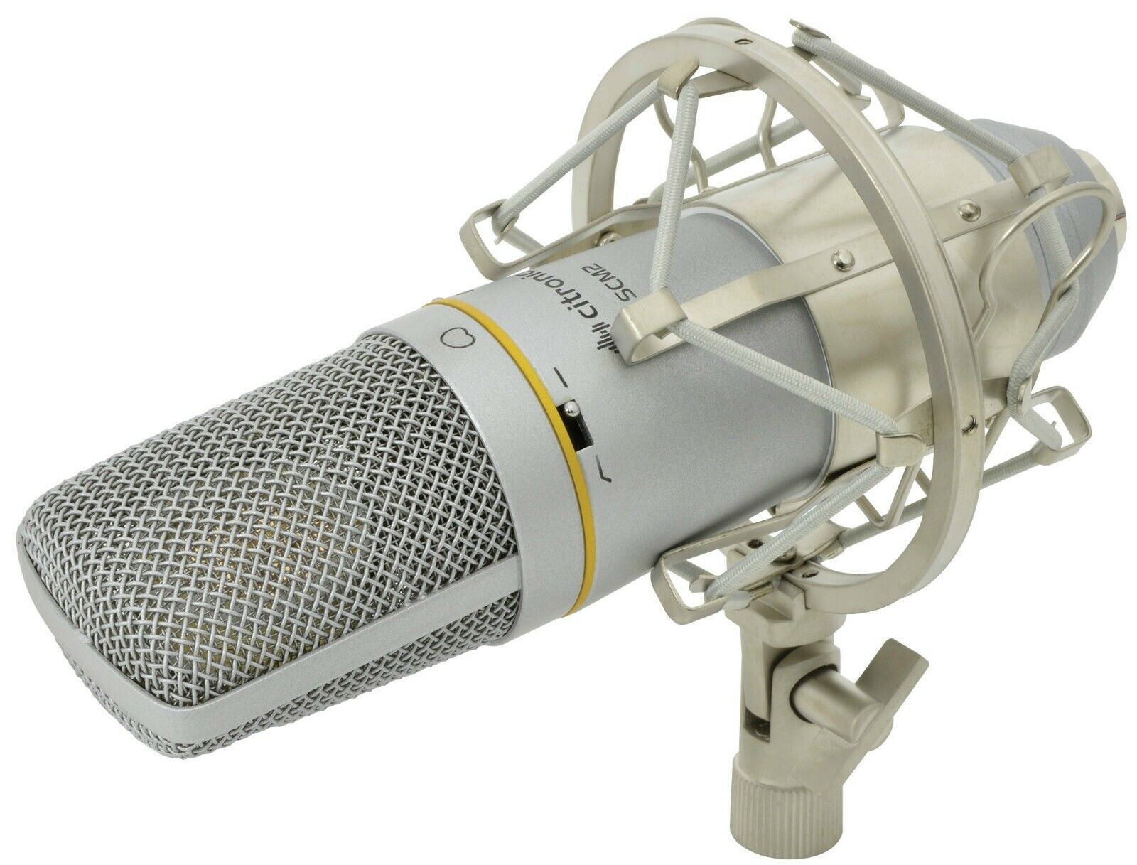 Studio Condenser Microphone Cardioid Recording Microphone Precision Eng SCM2