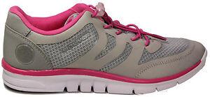 S-Oliver-Scarpe-Basse-Sneaker-Lacci-grigio-rosa-SUPER-LEGGERA-NUOVO