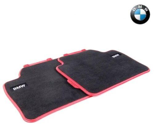 BMW 4er Gran Coupe F36 Fussmatten-Satz Sport Textil Fußmatten hinten 51472293359