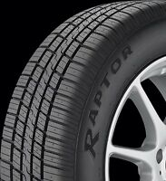 Riken Raptor Hr 185/60-14 Tire (set Of 4)
