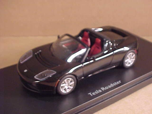 Schuco  45 089 7500 1 43 Moulage sous Pression Tesla Bev Haut Ouvert Roadster,