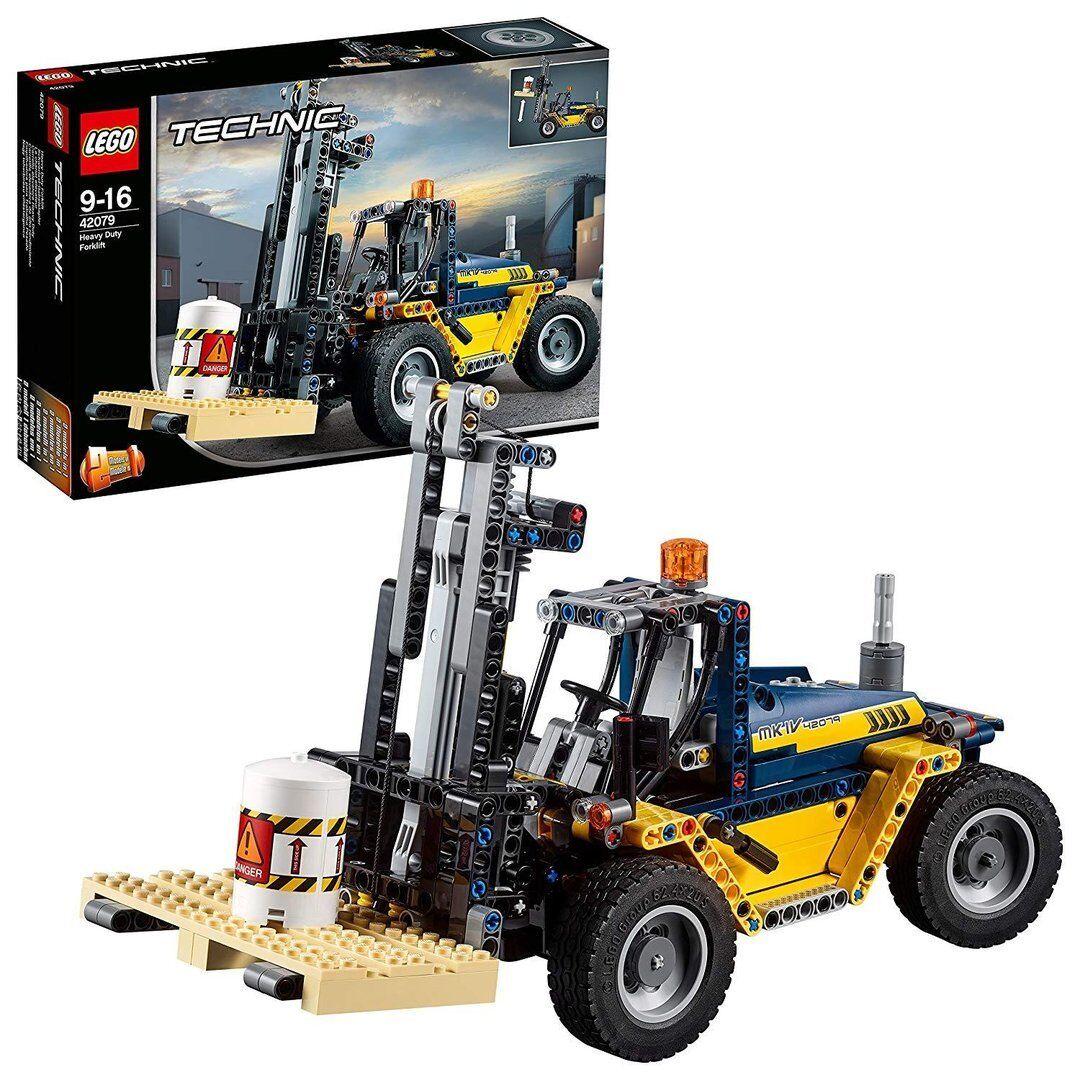Lego 42079 - Carretilla Elevadora de Alto Rendimiento - NUEVO