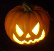 Halloween Jack O Lantern Pumpkin Electric Light