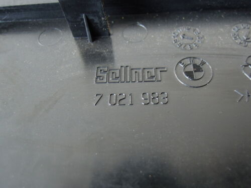 Verkleidung Konsole Abdeckung Blende 7021983 BMW E65 E66 7er