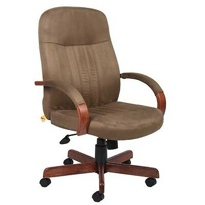 BOSS Executive Mid-Back Chair - B8386DKC