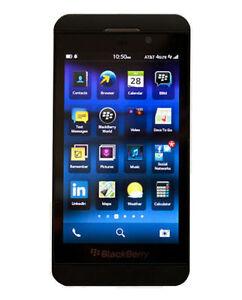 BlackBerry Z10 (Latest Model) - 16GB - Black Unlocked Smartphone