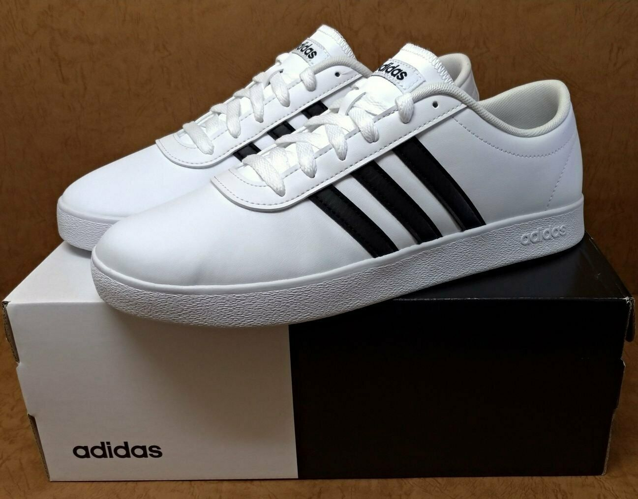 Adidas Chaussures Hommes Baskets Essentials Mode Facile Vulc