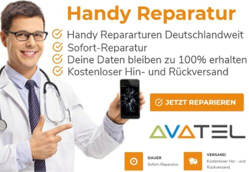 Apple iPhone SE Display Reparatur Service Kostenloser Hin /& Rückversand