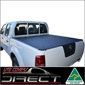 Suits-Nissan-Navara-Dual-Cab-2009-2015-D40-RX-Ute-ClipOn-Tonneau-Thai-built