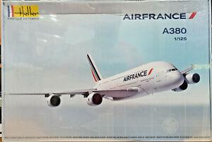 Airbus A380 Air France - Heller Kit 1:125 58x63cm 80436 - Nuovo Belle Qualité