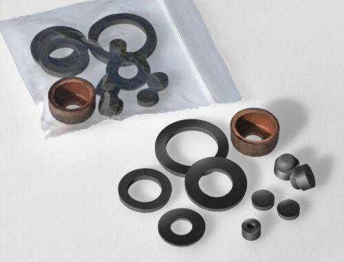 TILLEY LAMP spares Viton service kits x 2 includes full parts list to size