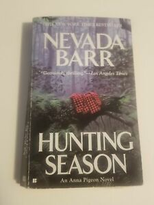 BOOK-Hunting-Season-by-Nevada-Barr-used