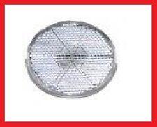 10x Seitenrückstrahler Reflektor weiß rund 60mm selbstklebend