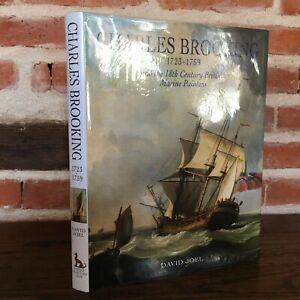 Charles Brooking 1723-1759 E I 18th Century British Navy Painters Joel