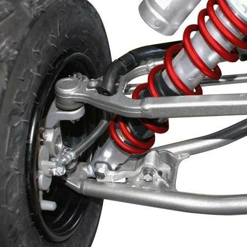 YAMAHA RAPTOR 660 660R 350 700 ATV FRONT and REAR LOWERING KIT Adjustable