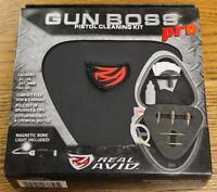 Real Avid Avgck101-p 901051 Gun Boss Flex Rod Pro Pistol Cleaning Kit Bore Light