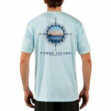 Details about  /Compass Vintage St.Lucia Men/'s UPF 50 Short Sleeve T-shirt