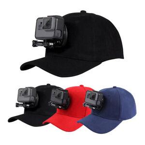 Adjustable-Canvas-Sun-Hat-Cap-for-Gopro-Hero-5-4-3-SJCAM-Yi-Sport-Action-Camera