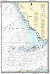 NOAA Chart Havana to Tampa Bay 30th Edition 11420