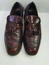 Allen Edmonds Ostendo Cushioned Heel Tassel Loafers Shoes  Size 11 B