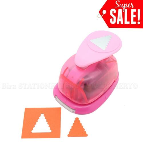 """1/""""inch Pennant Shape Paper Craft Punch Craft Supplies Scrapbooking Puncher Card"""
