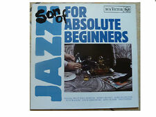 VARIOUS * SON OF JAZZ FOR ABSOLUTE BEGINNERS * GERMAN LP RCA NL89963 PLAYS GREAT