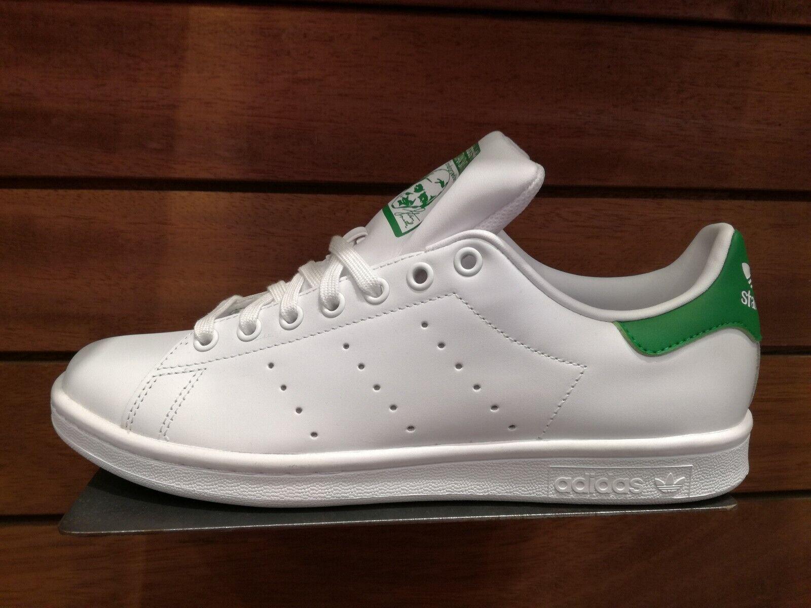 Adidas stan smith M20324 NUMERO US 11.5= 46 EUR Sautope classeiche da uomo