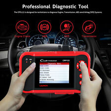LAUNCH X431 CRP123 OBD2 Diagnostic Scanners Tool SRS ABS For GM VW HYUNDA NISSAN