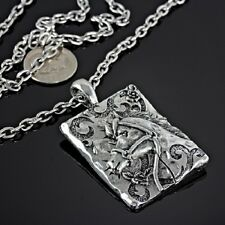 """Horse Western Equestrian Cowgirl Derby Gift Fashion Jewelry 24-26"""" Necklace #540"""