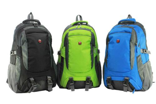 Escalada senderismo outdoor mochila trekking mochila suizo cruz 35 litros