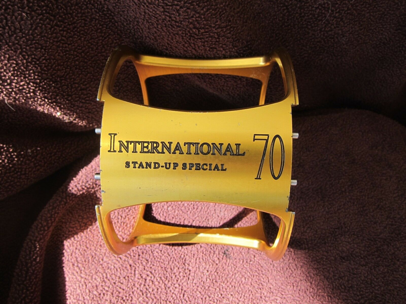Penn International 70 STAND-UP SPECIAL Reel Frame  - GOOD WORKING CONDIII  after-sale protection