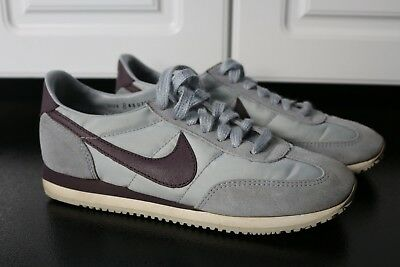 huge selection of 70a9b 36130 VTG 1983 Nike Oceania Running Shoes Waffle Gum Cortez Racer 830709 WC womens  8
