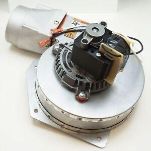 Pellet Stove Exhaust Fan Draft Inducer Blower Motor Ps80473 Ebay